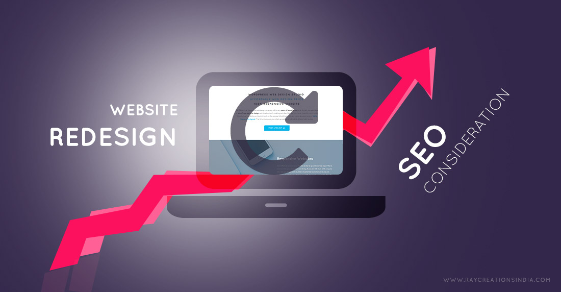 website redesign & SEO considerations
