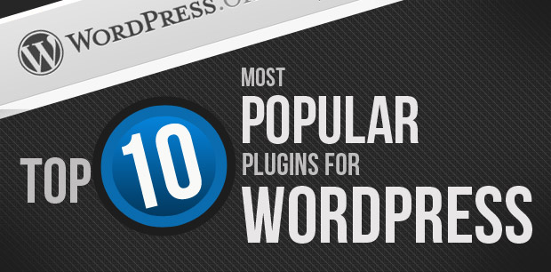 Top 10 Most Popular Plugins For WordPress