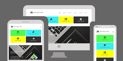 responsive mobile friendly design