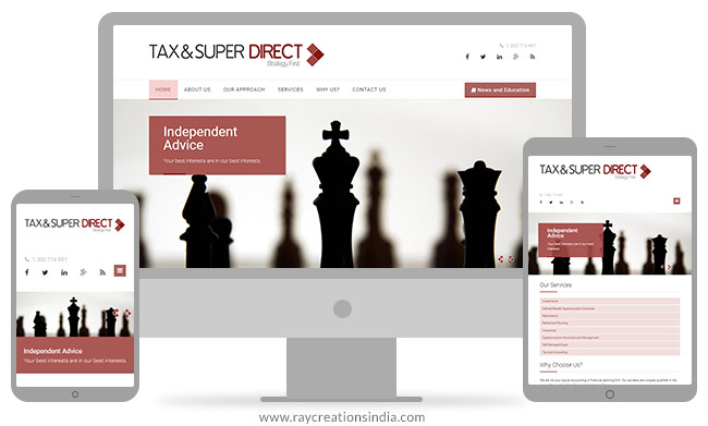 Tax & Super Direct – Australia