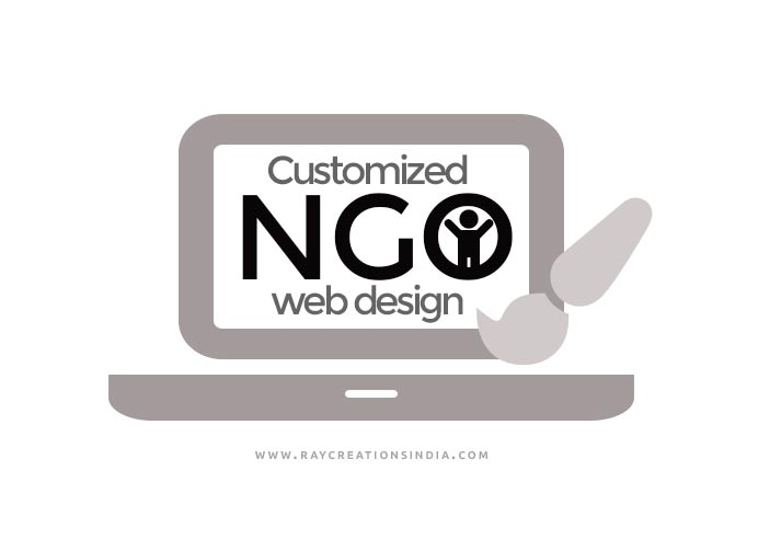 customized nonprofit webdesign