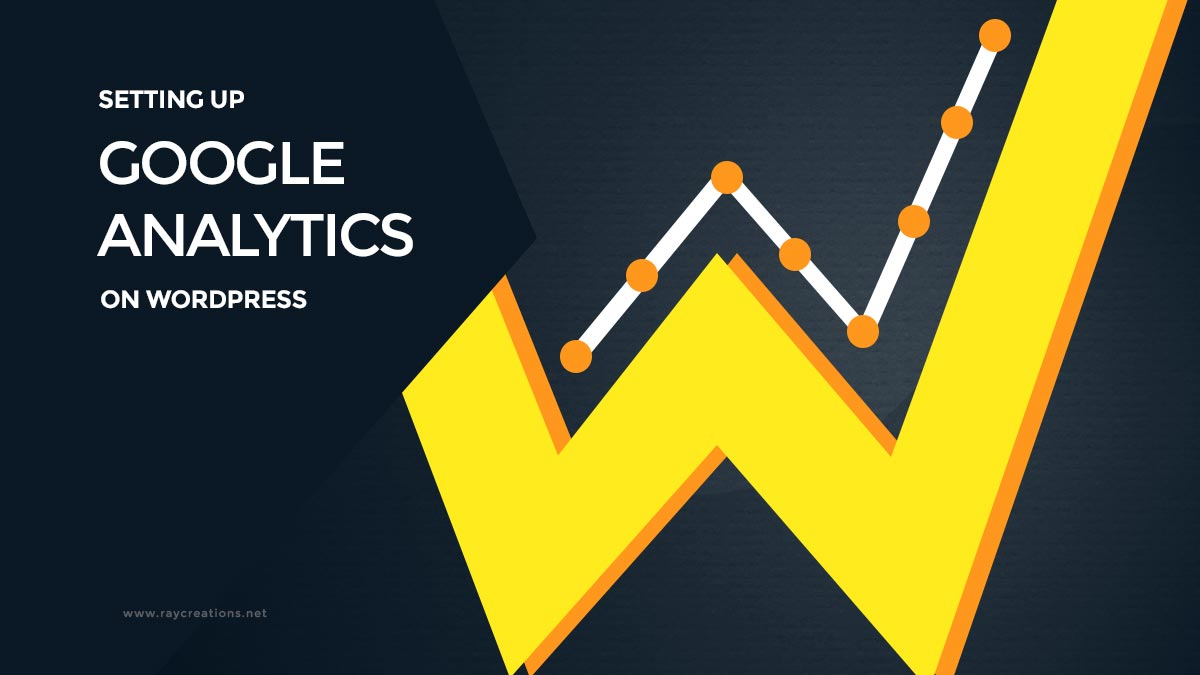 Setting up Google Analytics on WordPress
