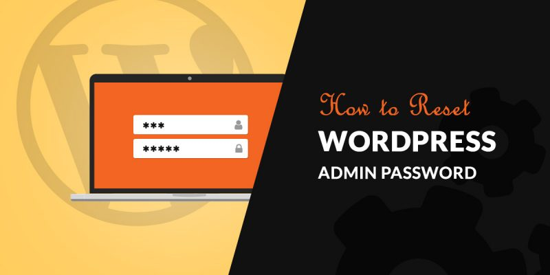 Reset WordPress admin password using cPanel & phpMyAdmin